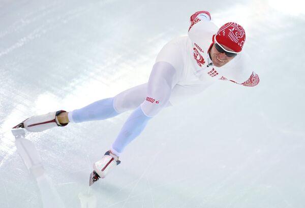 Евгений Серяев (Россия).10000 метров