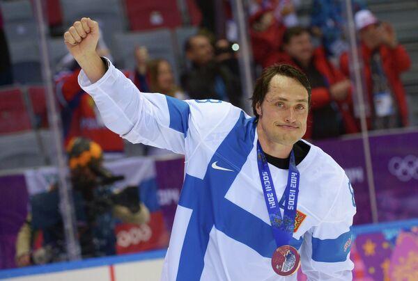 Теему Селянне (Финляндия)