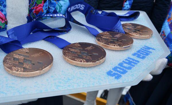 Бронзовые медали Паралимпийских игр