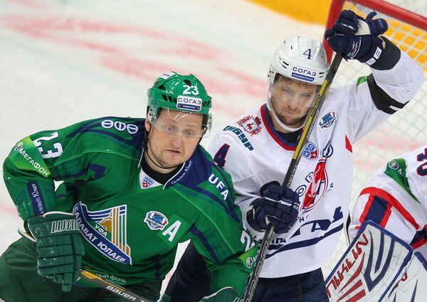Дмитрий Макаров (слева) и Михаил Григорьев