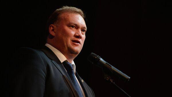 Директор департамента физической культуры и спорта Югры, Евгений Редькин