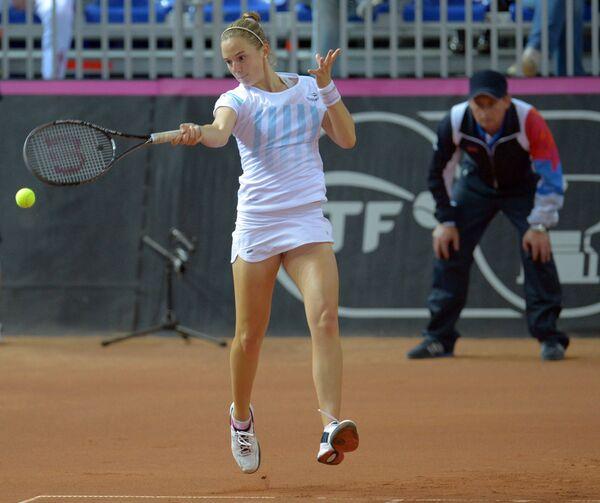 Аргентинская теннисистка Надя Подорошка