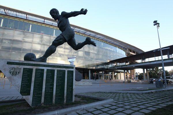 Стадион ФК Барселона Камп Ноу