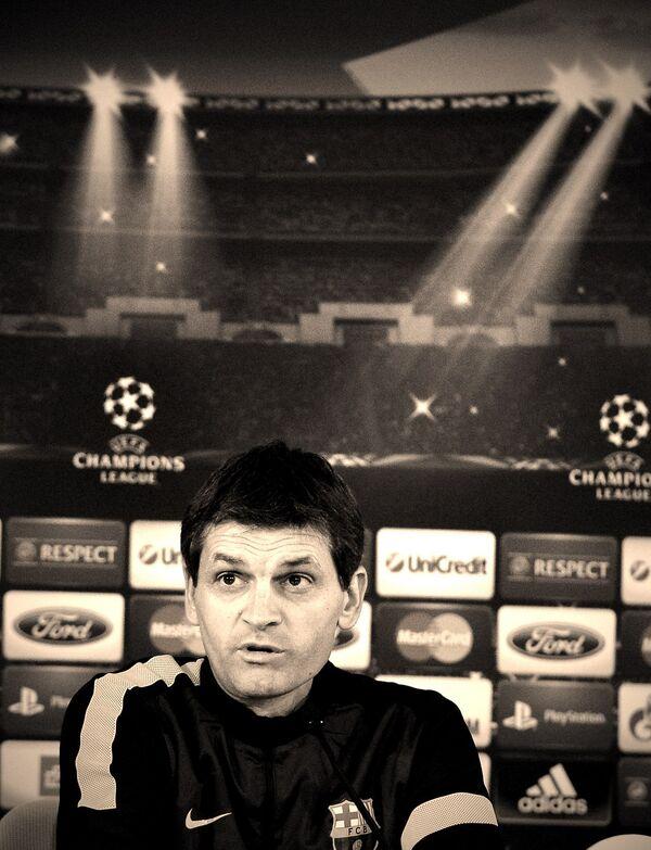 Экс-тренер Барселоны Тито Виланова скончался в пятницу