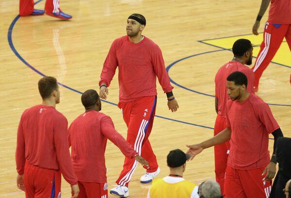 Баскетболисты Клипперс