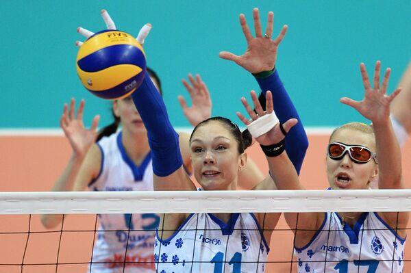 Регина Мороз и Екатерина Гамова
