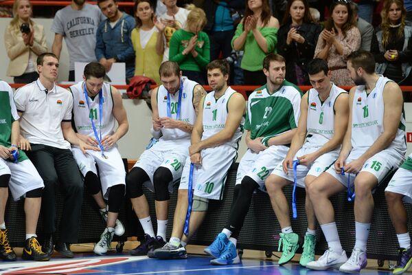 Баскетболисты УНИКСа