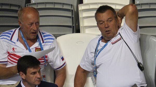 Геннадий Турецкий (справа)