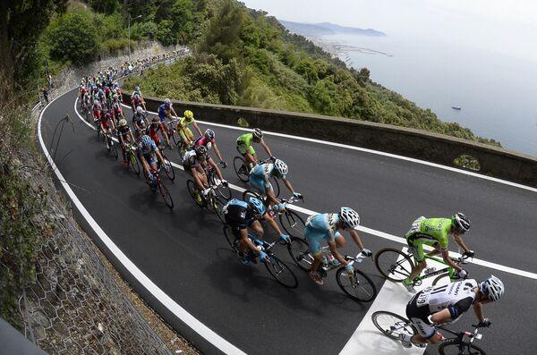 11-й этап Джиро