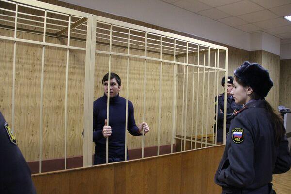 Марат Мусаев, фигурант дела о гибели фаната Зенита Евгения Дмитриева