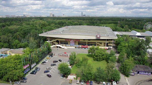 Дворец Спорта Сокольники в Москве