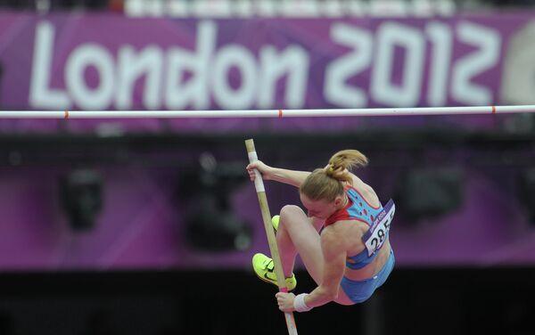 ОИ-2012. Легкая атлетика. Второй день. Утренняя сессия