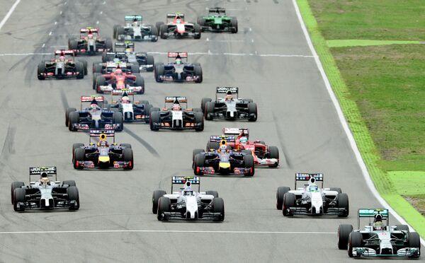Формула-1. Гран-При Германии