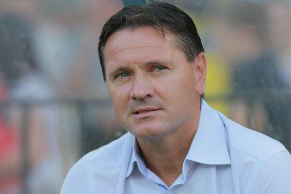 Главный тренер тульского Арсенала Дмитрий Аленичев