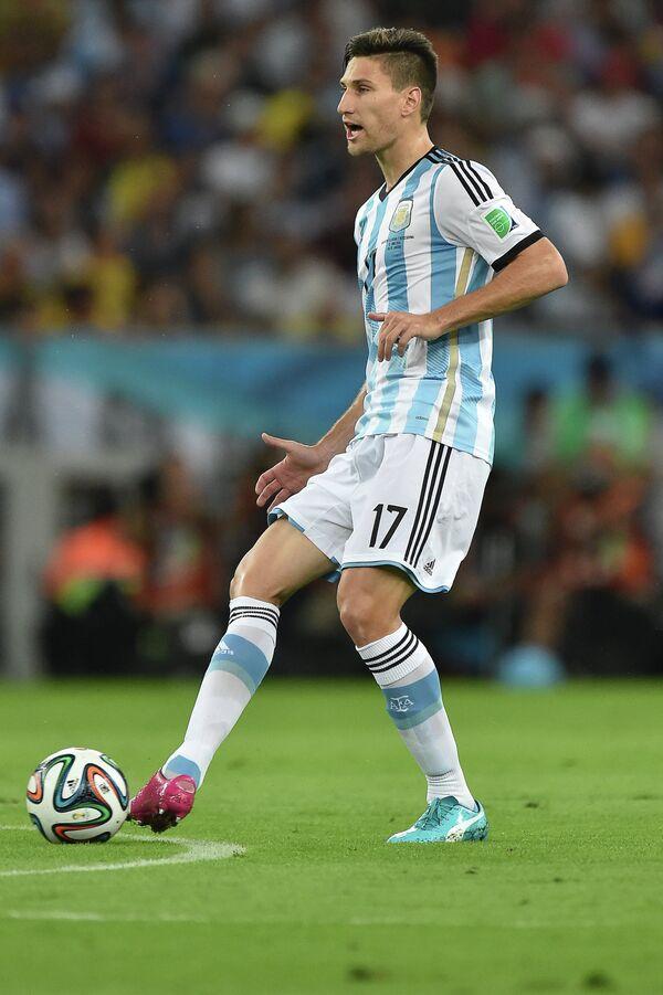 Защитник сборной Аргентины Федерико Фернандес