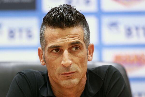 Главный тренер кипрской Омонии Костис Кайяфас