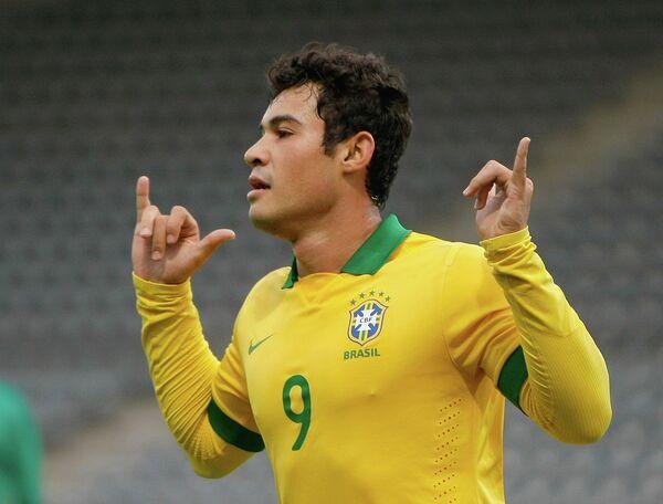 Бразильский футболист Стандарда Винисиус Араужо