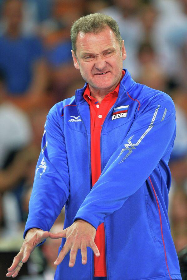 Андрей Воронков Главный тренер сборной России Андрей Воронков