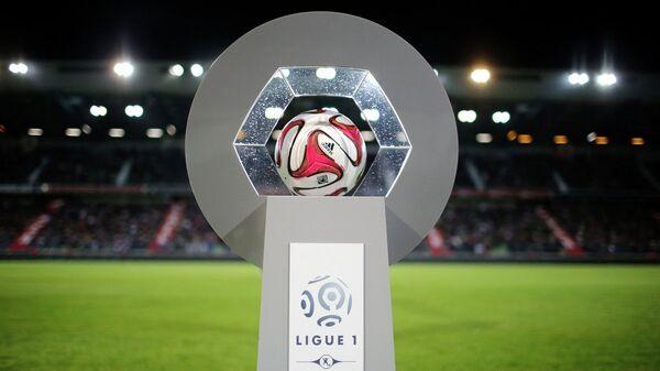 Футбольный мяч французской Лиги 1