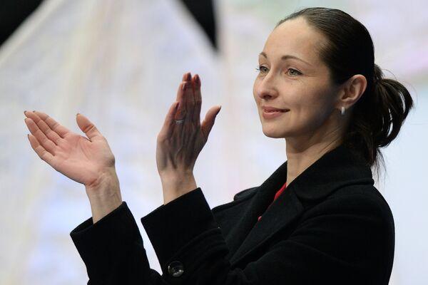 Тренер Анжелика Крылова