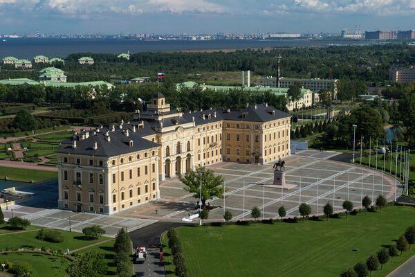 Санкт-Петербург. Константиновский дворец