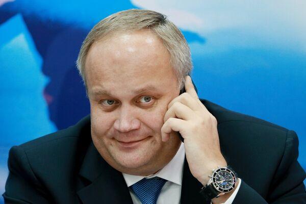 Заместитель министра спорта России Юрий Нагорных