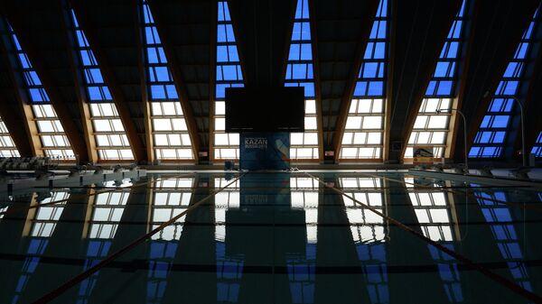 Объекты ЧМ-2015 по водным видам спорта