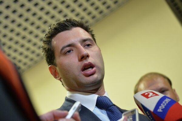 Член правления КХЛ, советник председателя Совета директоров КХЛ по маркетингу Роман Ротенберг