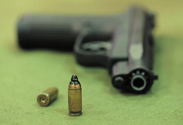 Патрон и пуля