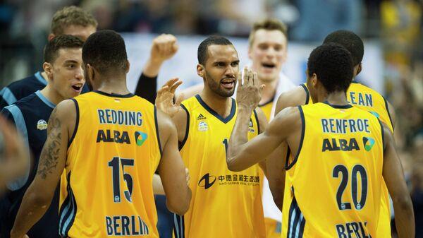 Баскетболисты Альбы