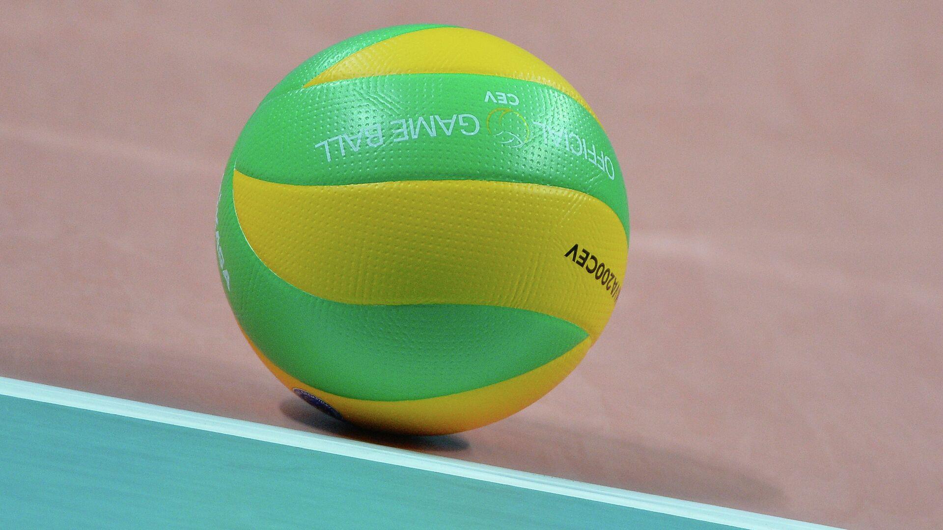 Волейбольный мяч - РИА Новости, 1920, 04.03.2021
