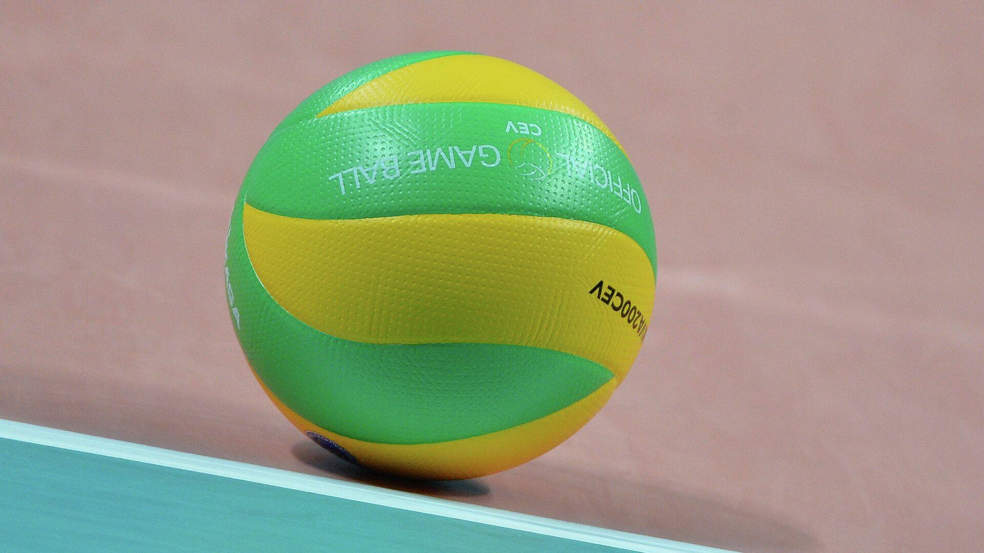 Волейбольный мяч - РИА Новости, 1920, 02.08.2021