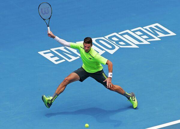 Милош Раонич на Australian Open