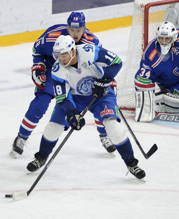 Джонатан Чич, Алексей Гришин и Евгений Иванников (слева направо)