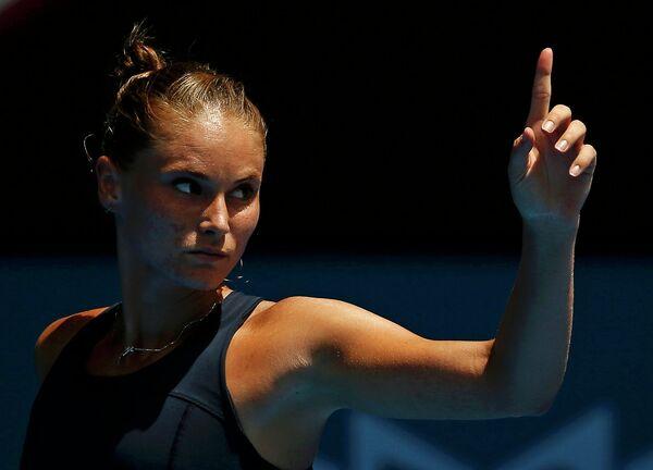 Александра Панова во втором круге Australian Open