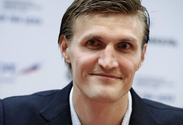 Баскетболист Андрей Кириленко подписал контракт с ПБК ЦСКА