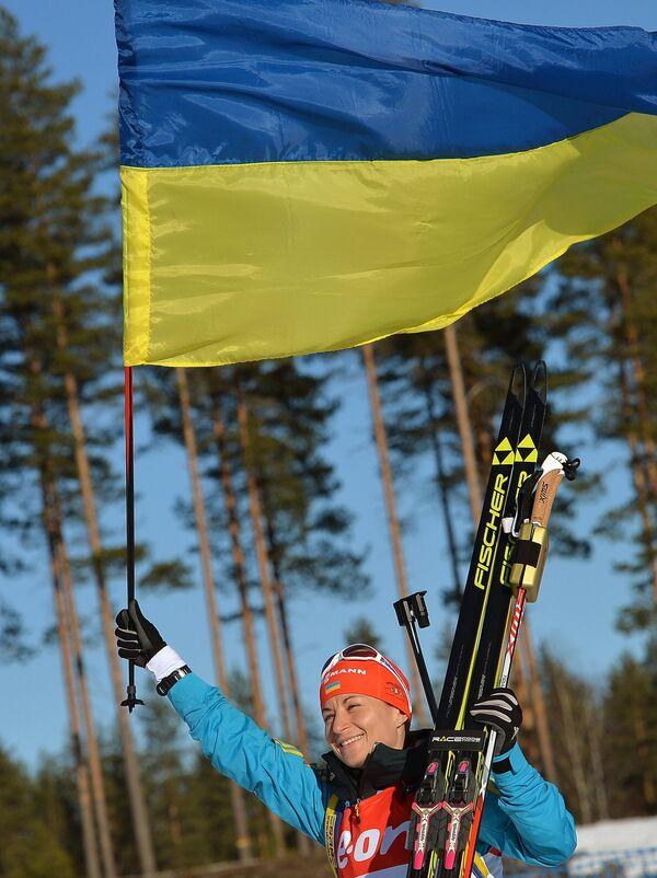 Валентина Семеренко (Украина)