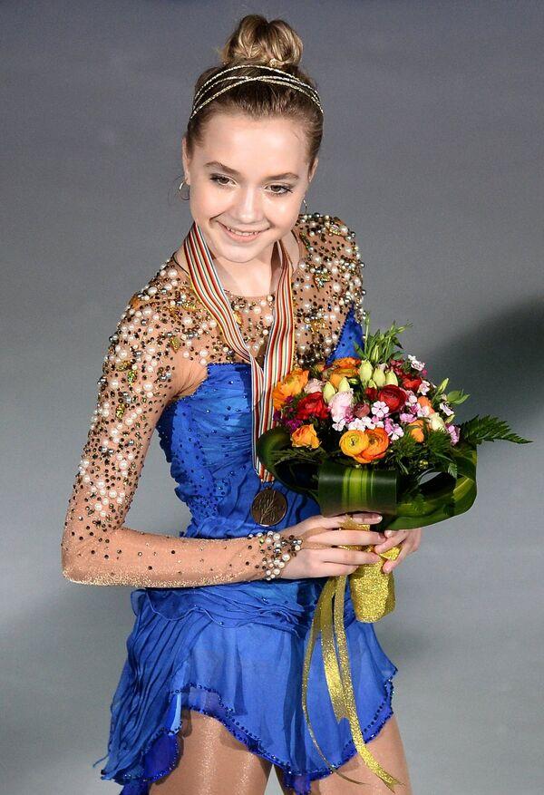 Россиянка Елена Радионова