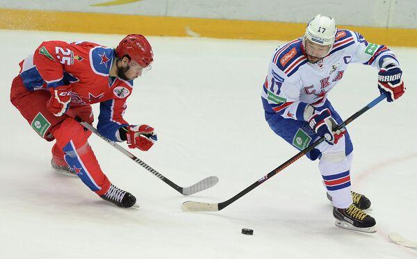 Владимир Жарков (слева) и Илья Ковальчук