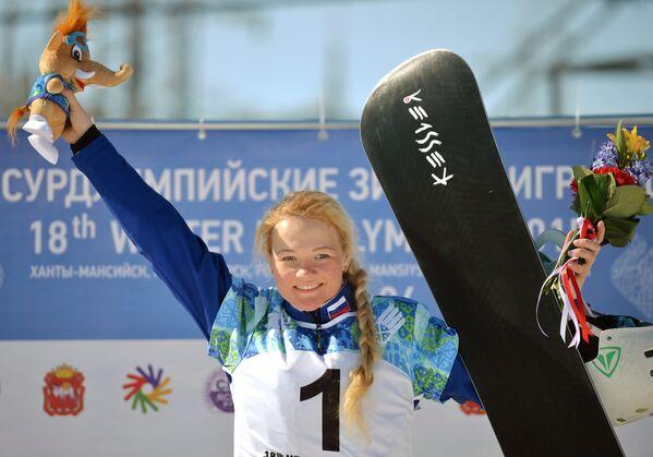 Элла Шевлякова (Россия)