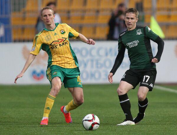 Виталий Калешин (справа) и Владислав Игнатьев