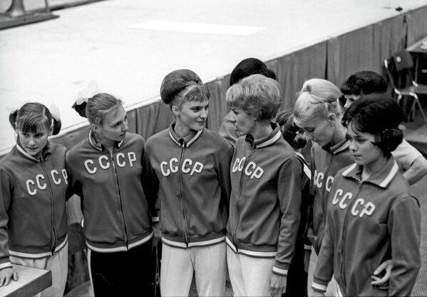 Сборная команда СССР по гимнастике