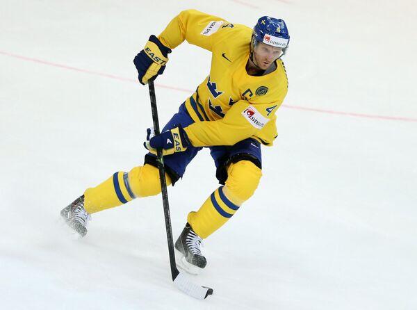 Защитник сборной Швеции Стаффан Кронвалль