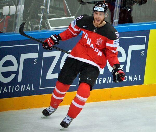 Форвард сборной Канады Тайлер Сегин