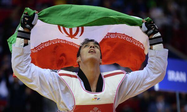 Иранец Махди Ходабахши