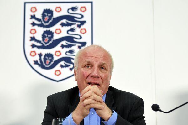 Глава Футбольной ассоциации Англии (FA) Грег Дайк