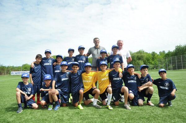 Детский футбольный турнир братьев Габуловых в Моздоке