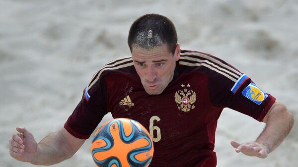 Форвард сборной России Дмитрий Шишин
