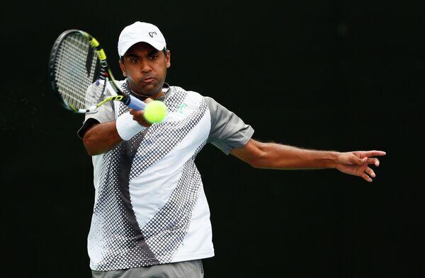 Американский теннисист Раджив Рам
