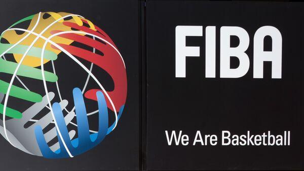 Логотип FIBA